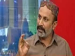 Kal Tak (Nawaz Sharif in Trouble Due to Khawaja Statements) - 15th April 2014