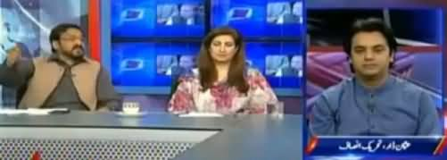 Kal Tak (Nawaz Sharif Ki Imran Khan Per Tanqeed) - 1st May 2018
