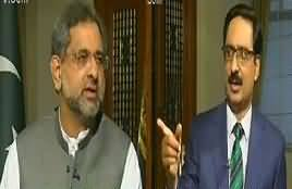 Kal Tak (PM Shahid Khaqan Abbasi Exclusive) – 4th October 2017