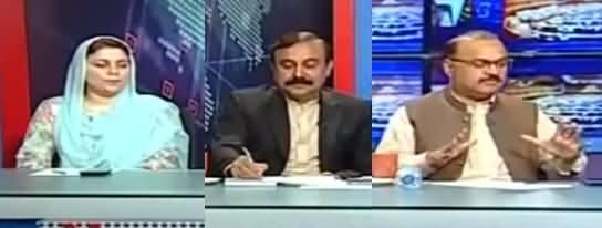 Kal Tak (PTI Govt Vs Sindh Govt on Lockdown Issues) - 3rd August 2021