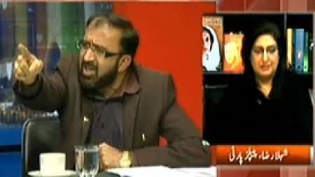 Kal Tak (PTI Jalsa in Larkana, Is PPP Losing Sindh) – 20th November 2014