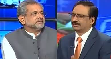 Kal Tak (Shahid Khaqan Abbasi Exclusive Interview) - 13th October 2020