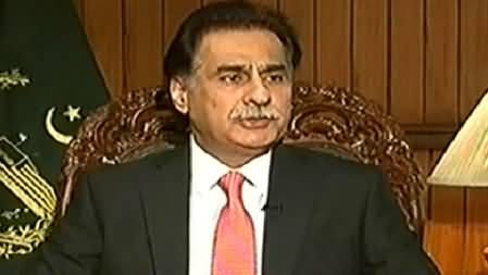 Kal Tak (Speaker Ayaz Sadiq Special Interview With Javed Chaudhry) – 30th October 2014