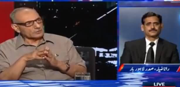 Kal Tak (What Is Our Strategy Against Terrorists) – 8th August 2016