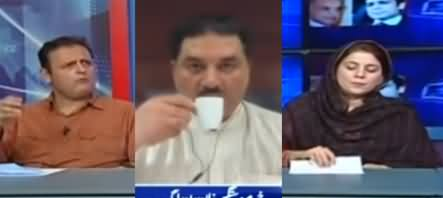 Kal Tak (Will Three Parties United For Karachi) - 17th August 2020