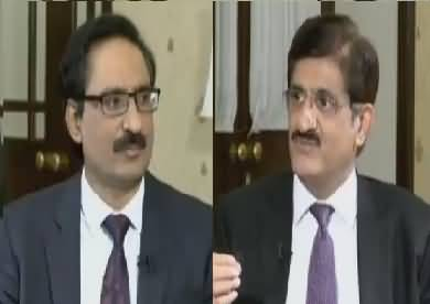 Kal Tak with Javed Chaudhry (Murad Ali Shah Exclusive) – 22nd May 2017