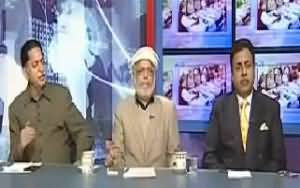 Kal Tak with Javed Chaudhry (Pak America Relation) – 2nd January 2018