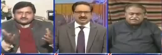 Kal Tak with Javed Chaudhry (Aik Container, Aik Stage) – 16th January 2018