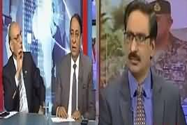 Kal Tak with Javed Chaudhry (Army Chief Ki Briefing) – 19th December 2017