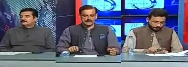 Kal Tak with Javed Chaudhry (Assembly Mein Hungama) - 16th June 2021