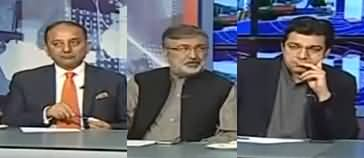 Kal Tak with Javed Chaudhry (Azadi March) - 6th November 2019