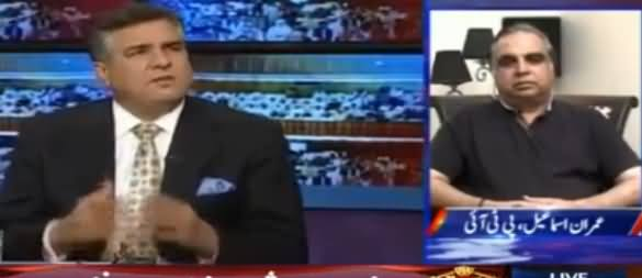 Kal Tak with Javed Chaudhry (Case Against Imran Khan) – 8th May 2017