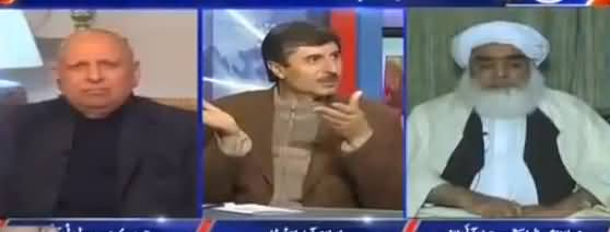 Kal Tak with Javed Chaudhry (CM Balochistan Resigned) – 9th January 2018