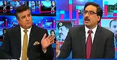 Kal Tak with Javed Chaudhry (Discussion on Current Issues) – 25th May 2016