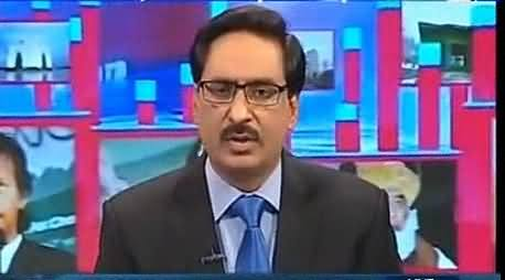 Kal Tak with Javed Chaudhry (Drone Attack in Balochistan) - 23rd May 2016