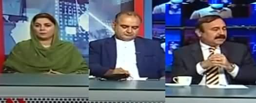 Kal Tak with Javed Chaudhry (Electronic Voting System) - 17th November 2020
