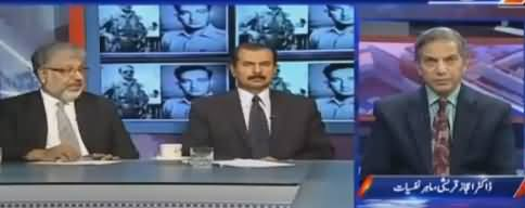 Kal Tak with Javed Chaudhry (Extremism in Educated Youth) – 6th September 2017