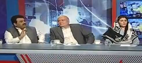 Kal Tak with Javed Chaudhry (Fauji Adalatein) – 6th March 2017