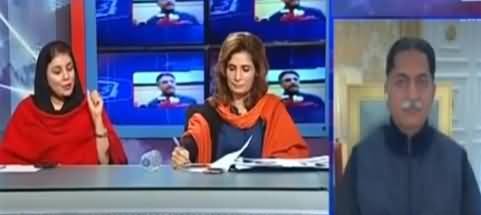Kal Tak with Javed Chaudhry (Foreign Funding Case) - 21st January 2021
