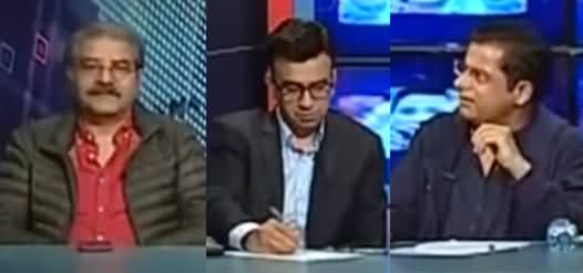 Kal Tak with Javed Chaudhry (Govt In Action Against TLP) - 27th October 2021