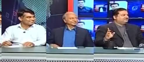 Kal Tak with Javed Chaudhry (Govt's U-Turn on Trade with India) - 1st April 2021