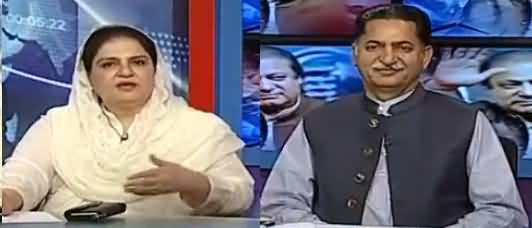 Kal Tak with Javed Chaudhry (Govt Vs Judiciary) – 1st May 2017