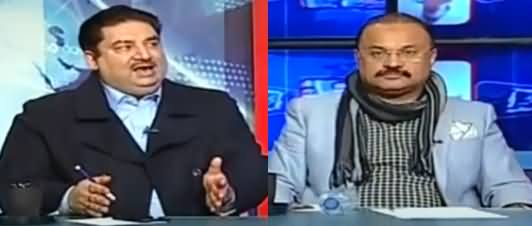 Kal Tak with Javed Chaudhry (Heated Politics) - 29th December 2020