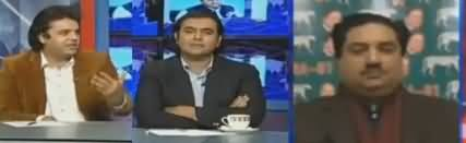 Kal Tak With Javed Chaudhry (Jaali Bank Accounts Case) - 7th January 2019