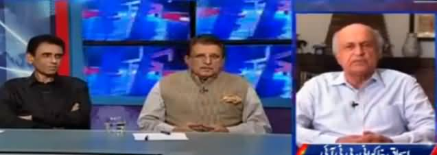 Kal Tak with Javed Chaudhry (Joint Session of Parliament) – 5th October 2016