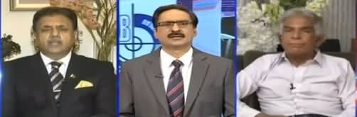 Kal Tak With Javed Chaudhry (Kashmir & Kalbhushan Yadav) - 2nd September 2019