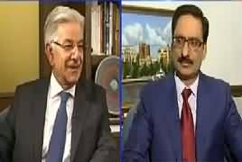 Kal Tak with Javed Chaudhry (Khawaja Asif Disqualified) – 26th April 2018