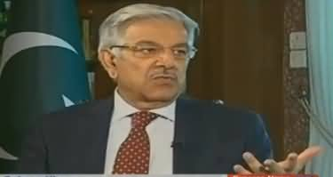 Kal Tak with Javed Chaudhry (Khawaja Asif Interview) – 14th March 2018