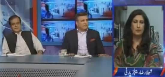Kal Tak with Javed Chaudhry (Load Shedding Issue) – 17th May 2017