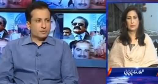 Kal Tak with Javed Chaudhry (Maryam Nawaz Ki Paishi) - 5th July 2017