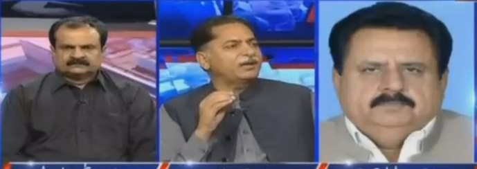 Kal Tak with Javed Chaudhry (Murad Ali Shah CM Sindh) – 16th August 2018