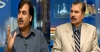 Kal Tak with Javed Chaudhry ( NA-246 Special Transmission) – 23rd April 2015