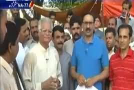 Kal Tak With Javed Chaudhry (NA-77 Se) – 3rd July 2018