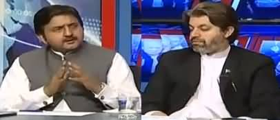 Kal Tak With Javed Chaudhry (NAB's Performance) – 8th October 2018