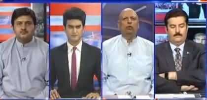Kal Tak with Javed Chaudhry (Nawaz Sharif Ka Khitab) - 10th August 2017