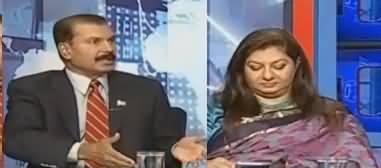 Kal Tak with Javed Chaudhry (Nawaz Sharif Ki Watan Wapsi) – 23rd April 2018