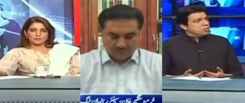Kal Tak with Javed Chaudhry (Nawaz Sharif's Aggressive Speech) - 1st October 2020