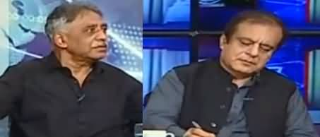 Kal Tak with Javed Chaudhry (Nawaz Sharif's Return) - 26th August 2020