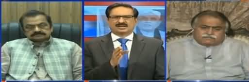 Kal Tak with Javed Chaudhry (Naya Chairman NAB) – 10th October 2017