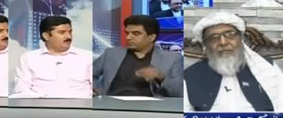 Kal Tak with Javed Chaudhry (Opposition Divided on Azadi March) - 2nd October 2019