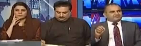 Kal Tak With Javed Chaudhry (Opposition Ka Ahtajaj) – 11th October 2018