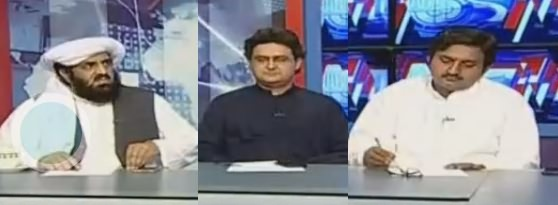 Kal Tak with Javed Chaudhry (Opposition Protest) – 8th August 2018