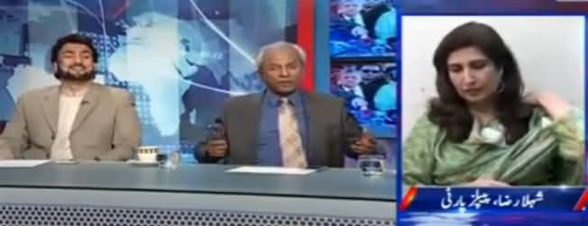 Kal Tak with Javed Chaudhry (Opposition's Anti Govt Alliance) – 13th December 2016