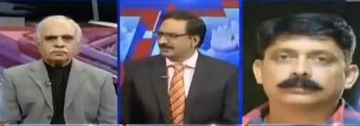 Kal Tak With Javed Chaudhry (Pak India Tension) – 24th August 2018
