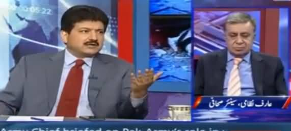 Kal Tak with Javed Chaudhry (Pakistani Journalists Kitne Mehfooz) – 3rd May 2017