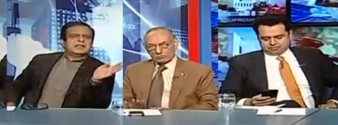Kal Tak with Javed Chaudhry (Panama Case) – 10th January 2017